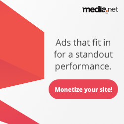 earn through Media.net